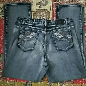 Cool G straight leg jeans size 18 EUC